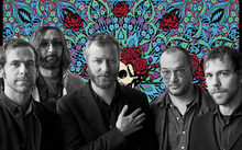 The National curate a Grateful Dead tribute.