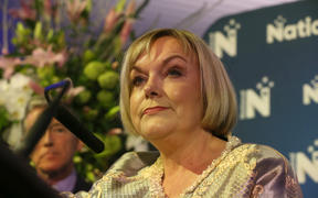 National leader Judith Collins concedes the 2020 New Zealand General Election