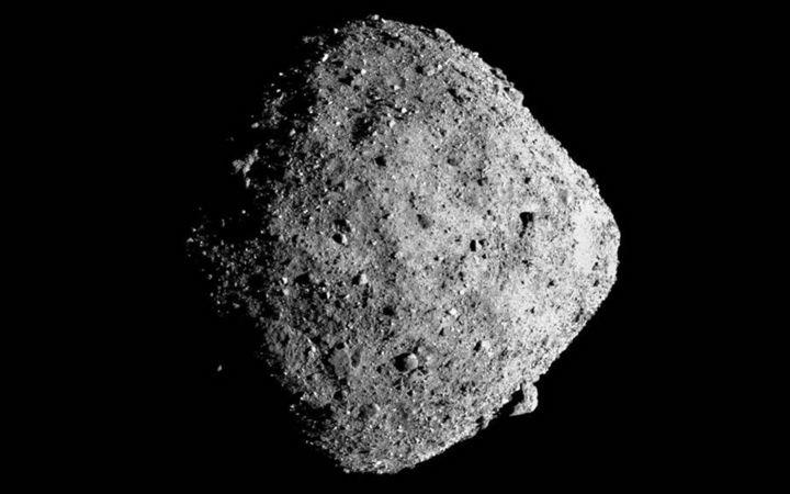 Bennu contains chemistry preserved from the dawn of the Solar System.
