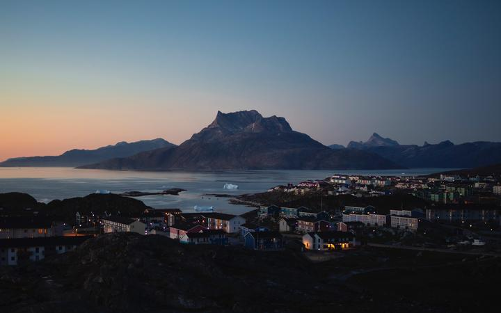 Nuuk is Greenland's capital.