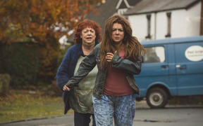 Sandra (Jo Brand) and Gina (Sheridan Smith) in The More You Ignore Me