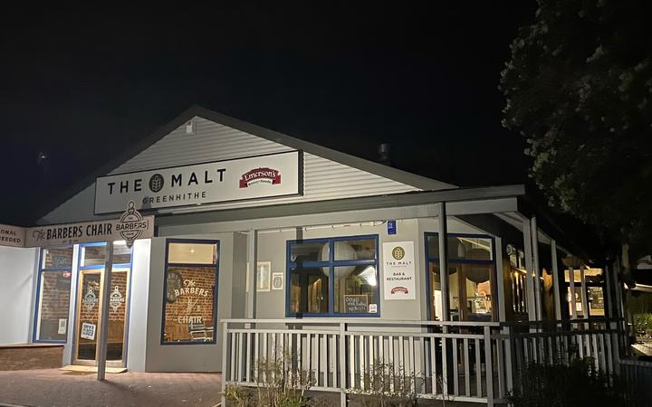 Malt pub in Greenhithe.
