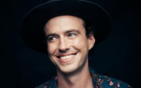 Finn Andrews of The Veils