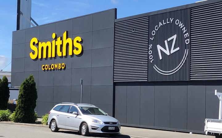 Smiths City has opened its new flagship store in Christchurch.