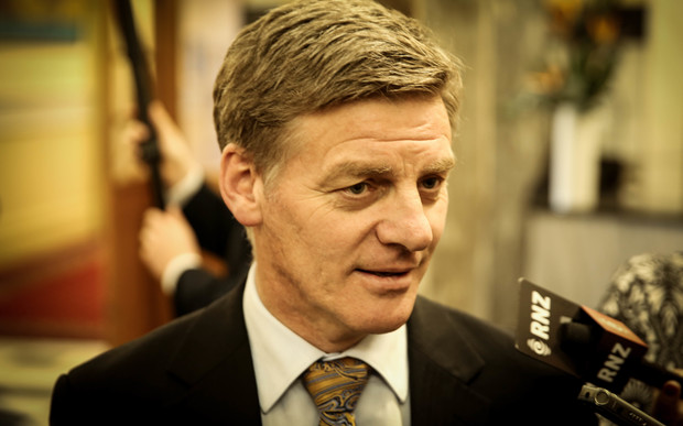 Bill English 24 May 2016
