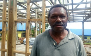 Siles Alban from Vanuatu's Primary and Secondary Schools