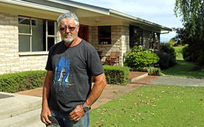 Back Ormond Rd grapegrower Doug Bell, who has been running his own septic tank and water supplies, is one of more than 100 submitters who opposed a change to rates which will see them contributing to the region's water services.