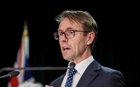 Director-General of Health Ashley Bloomfield at the Covid media update on 3 November 2020.