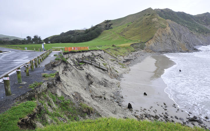 Rising sea level in past decades have already affected human activities and infrastructure in coastal areas of New Zealand, including Tairawhiti, the report said.
