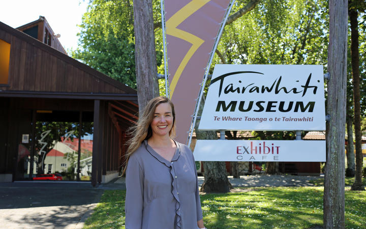 "Tairawhiti Museum director Eloise Wallace said the model was ""incompatible"" with its policies."
