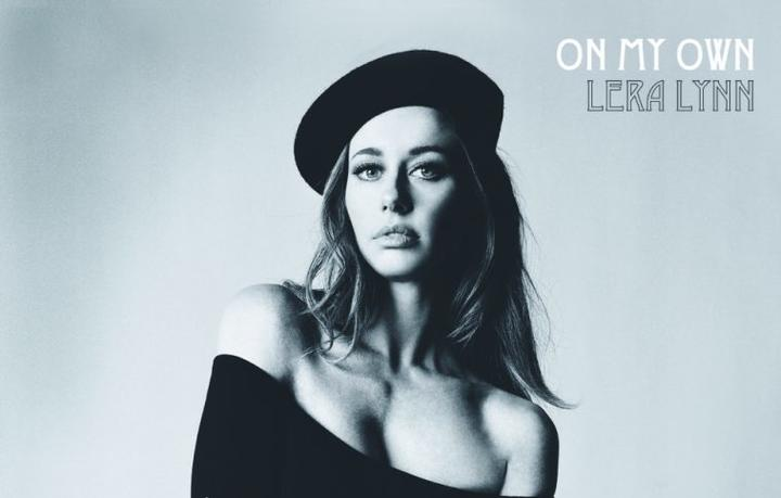 Lera Lynn, On My Own, cover image