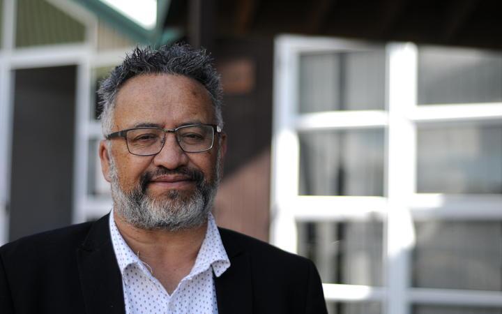 Bernie O'Donnell, chair of the Manukau Urban Māori Authority.