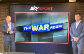 Casual viewers of Sky Sport may have thought we are now at war after last weekend's defeat by Argentina.
