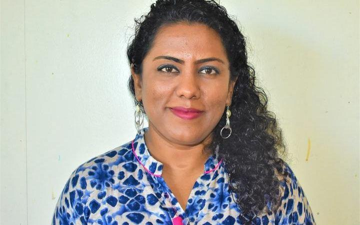Shairana Ali is the chief executive of Fiji NGO Save the Children.