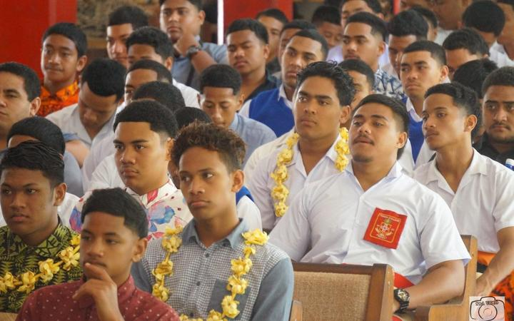 Tonga youth NGO hopes to end violent school rivalries