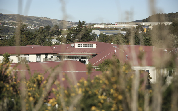 07062016 Photo: Radio NZ/Rebekah Parsons-King. Mental health unit Ashley Peacock is being held in is the Capital & Coast District Health Board's Tawhirimatea unit.