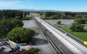 The Northern Corridor will make commuting a lot easier from north of the Waimakariri river.