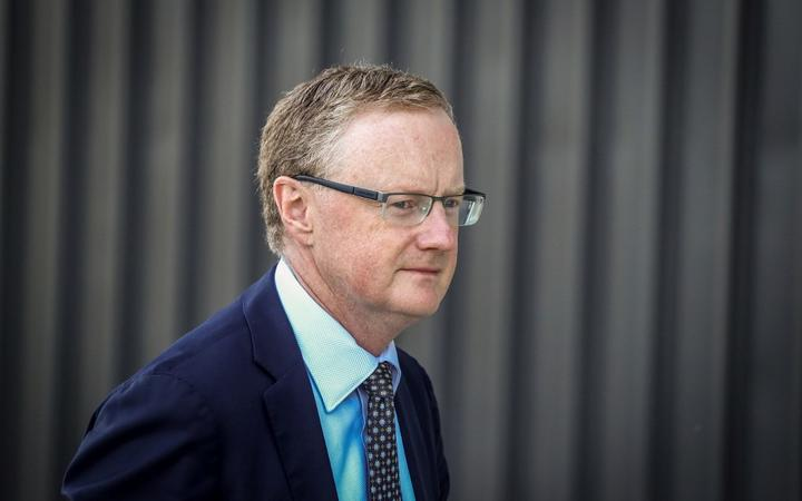 Philip Lowe, Governor of the Reserve Bank of Australia, arrives for the Meeting of the Council of Australian Governments (COAG) at Parramatta Stadium in western Sydney on March 13, 2020.