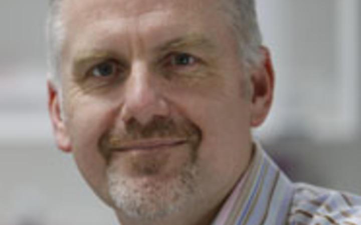 University of Otago professor of infectious diseases David Murdoch.