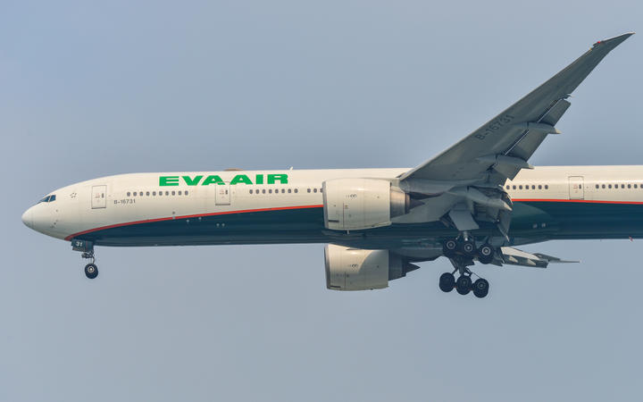 The pilot worked for Taiwanese international airline EVA Air.