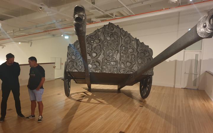 Exhibition gives stark interpretation of colonisation