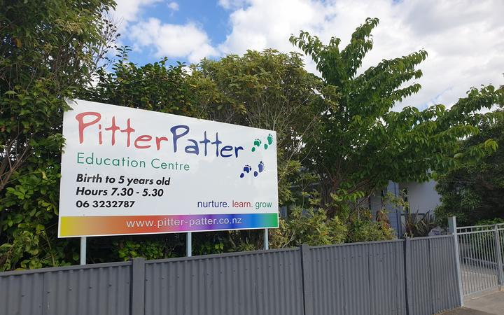 Pitter Patter Education Centre in Feilding.