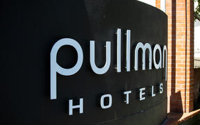 Pullman Hotel in Auckland.