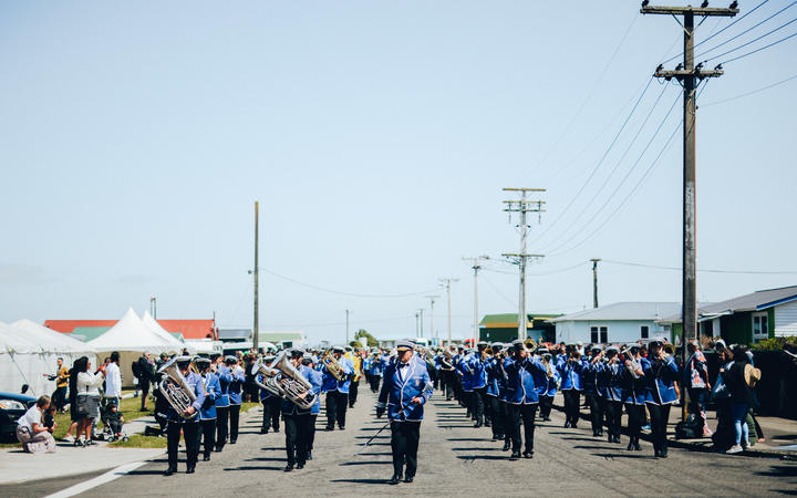 Rātana morehu put apart battle to assemble for celebrations