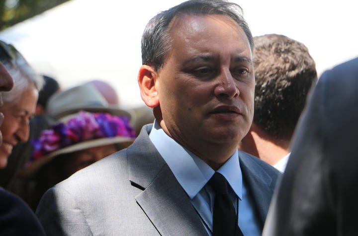 National Party deputy leader Shane Reti at Te Whare Rūnanga on 4 February, 2021.