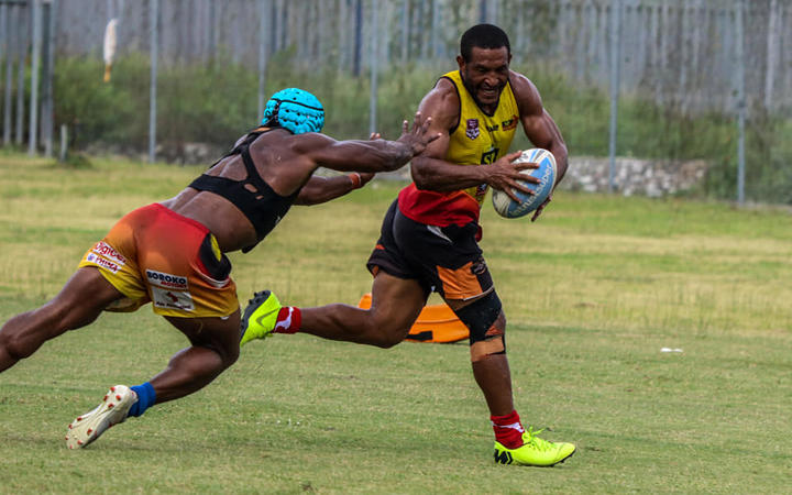 PNG seeks rugby league crew in NRL by 2025
