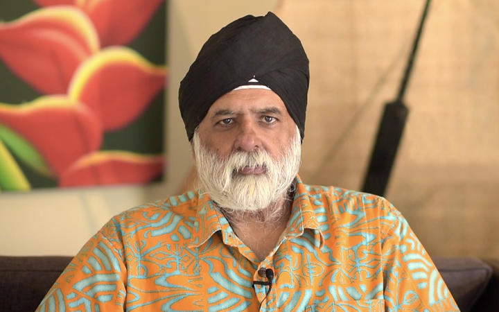 University of the South Pacific (USP) vice-chancellor and president Pal Ahluwalia.
