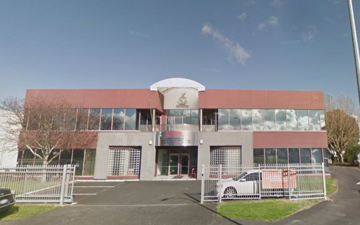 Samoan Seventh Day Adventist Church headquarters in Mangere, South Auckland.