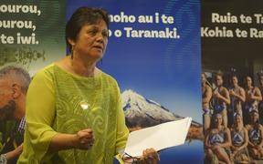 Breast cancer survivor Wharekuka Tongaawhikau.