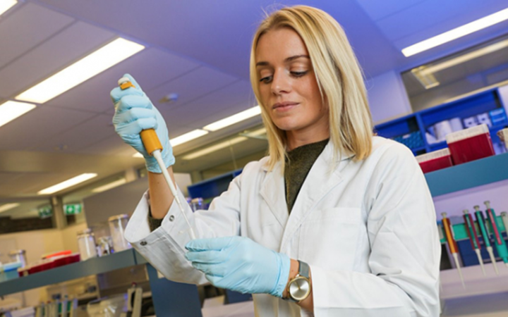 University of Otago virologist Jemma Geoghegan.