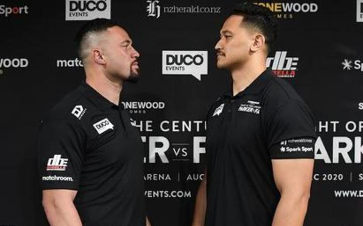 The Joseph Parker- Junior Fa fight will be held in either February or March.