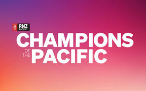 Champions of the Pacific Logo
