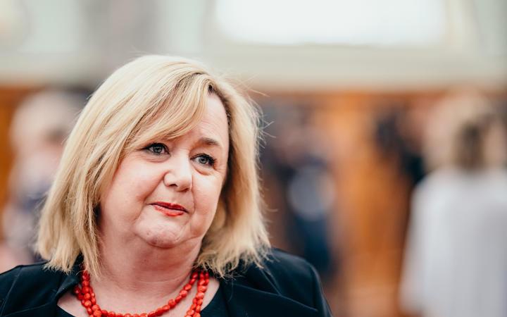 Housing Minister Megan Woods 17/02/21