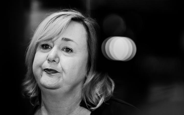 Housing Minister Megan Woods.