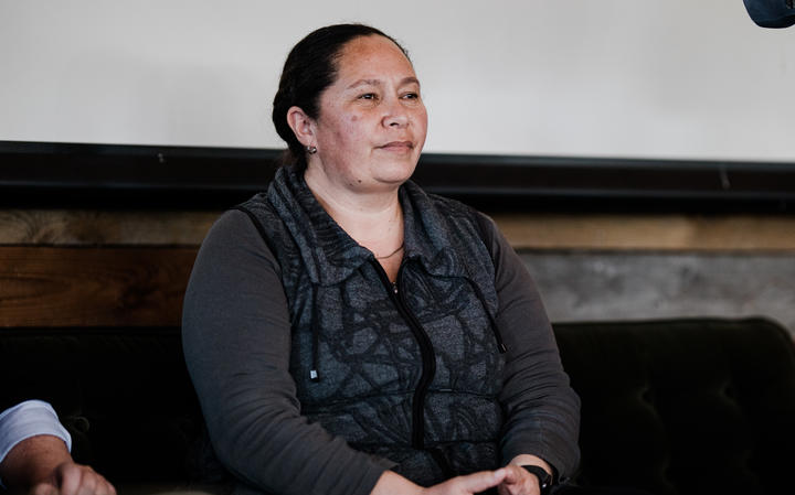 Nicole McKee is third on the ACT Party list, and is standing as the candidate for Rongotai.