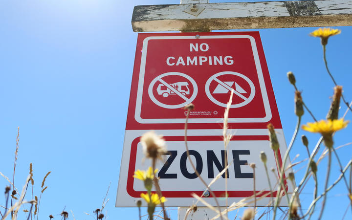 Not everyone is abiding by the Marlborough District Council's new freedom camping bylaw, according to new figures