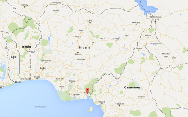 The kidnapping happened on the outskirts of Calabar.