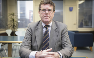 23062016 Photo: RNZ / Rebekah Parsons-King. Former diplomat Derek Leask complained to the Ombudsman over how the Commission handled the so-called Rebstock Inquiry into leaks in 2012 about a now abandoned restructure at the Ministry. The bill for the saga is already over half a million dollars.