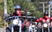 Mongrel Mob gang