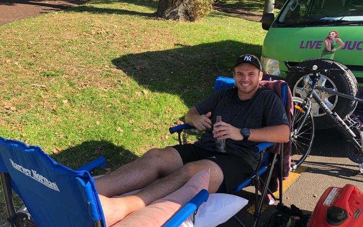Matt Fenn's 654km run to raise suicide awareness