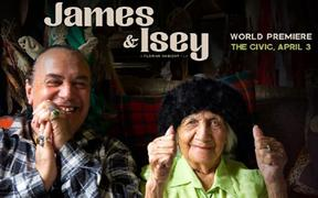 Promo for Florian Habicht's documentary James & Isey