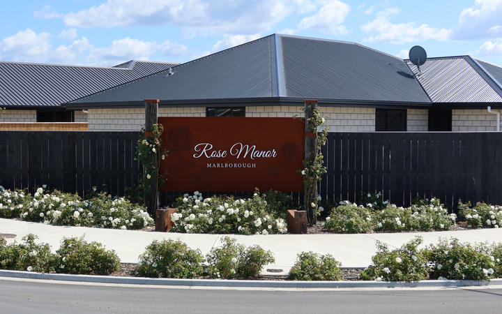 Marlborough councillors last year criticised the new road names chosen for the Rose Manor subdivision, for having a