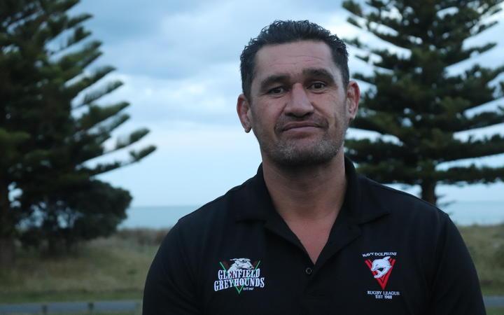 Ūawa Tiaki Tai Tolaga Bay Surf Lifesaving Club captain Kerehama Blackman.