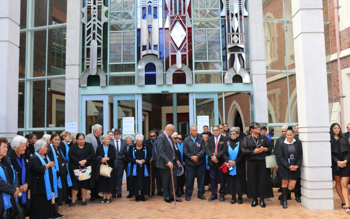 Waikato Tainui at the High Court at Auckland.