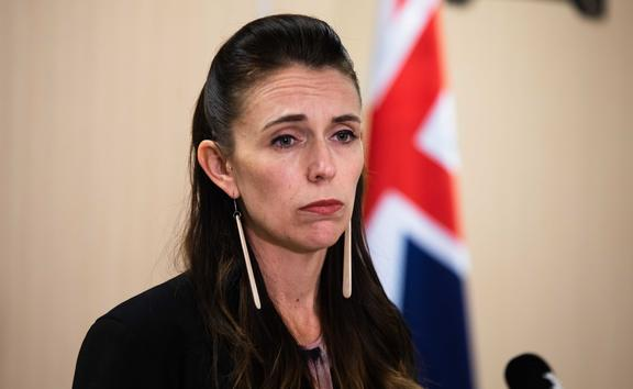 Prime Minister Jacinda Ardern announces a temporary suspension of travel from India to New Zealand. 8/04/21