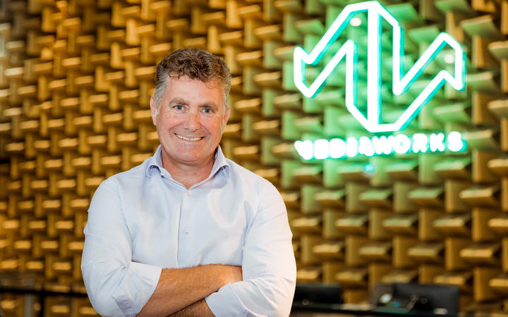 Cam Wallace, MediaWorks CEO